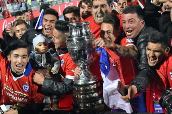 चिली ने अर्जेंटीना को हराकर कोपा का खिताब जीता